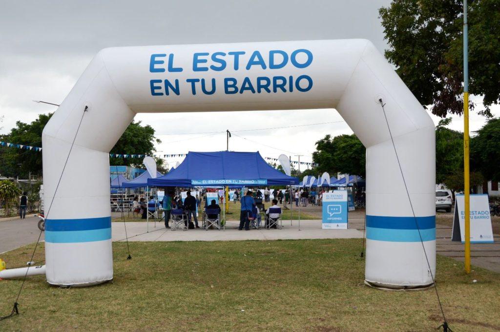 """Programa Nacional """"El Estado en tu Barrio"""" estará desde este martes 14 en Palpalá."""