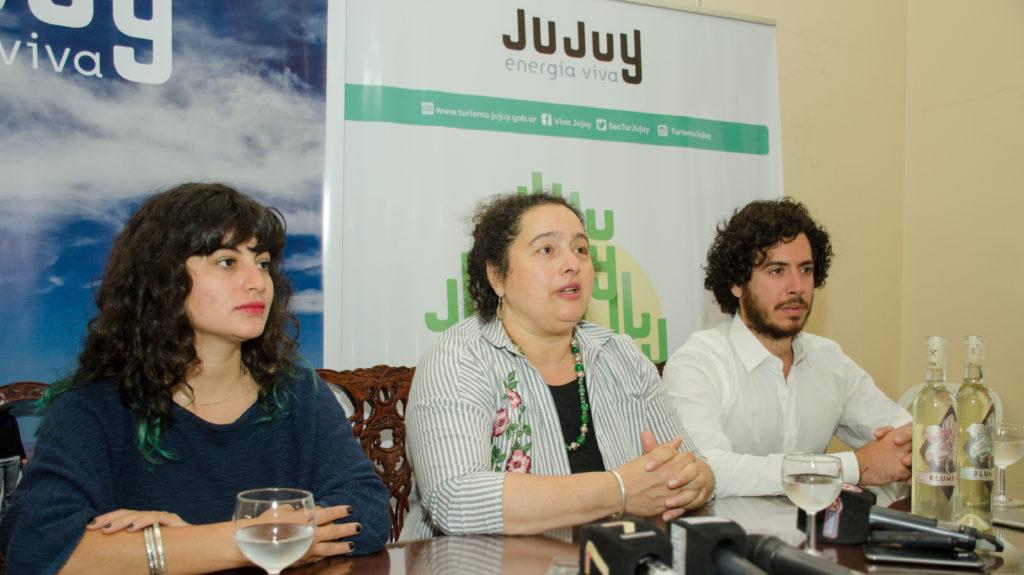 Presentación de Blumbey en Macedonio Graz