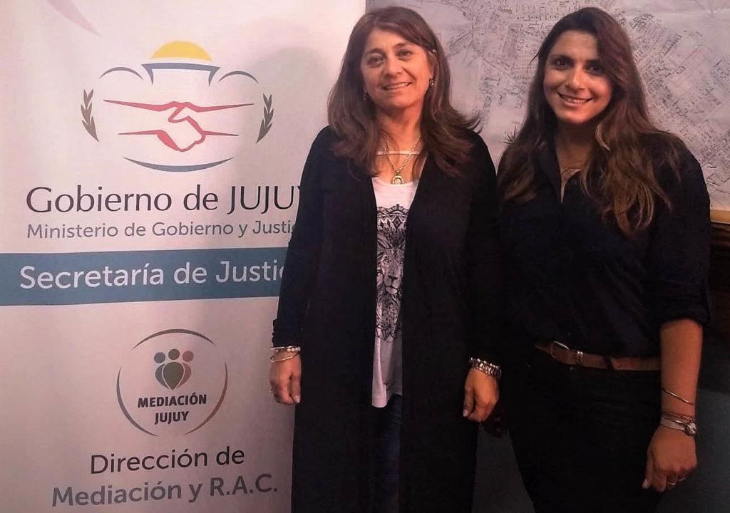 Inician taller de práctica pre-profesional y capacitación en Mediación en Libertador General San Martín